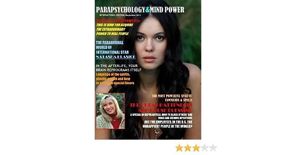 PARAPSYCHOLOGY & MIND POWER MAGAZINE