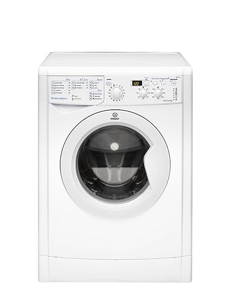 Amazon.com: Indesit IWD 71251 EU no empotrado 15.4 pound ...