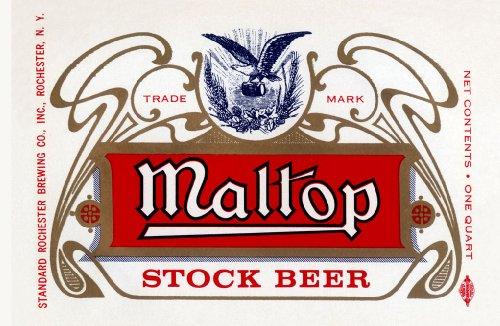 Maltop Stock Beer - ArtsyCanvas Maltop Stock Beer 48