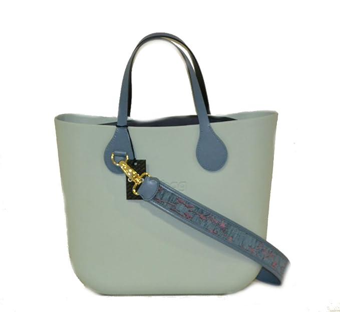 O bag Bolsa Mini polvo asas Eco Piel Correa y bolsa: Amazon.es: Ropa y accesorios