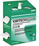 KIMWIPES Lens Cleaning, POP-UP Box, 1120 Wipes/Box, 4/Carton by KIMBERLY CLARK