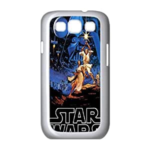 Star Wars Samsung Galaxy S3 9300 Cell Phone Case White Phone Accessories SH_819302