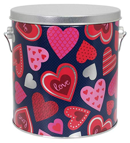Heart Pail Heart Pail - Scott's Cakes Empty Happy Hearts Pail