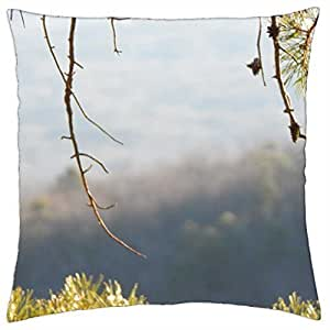 Piece of Nature - Throw Pillow Cover Case (18