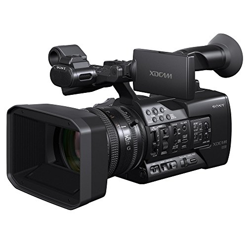 Sony PXWX180 XDCAM XAVC HD422 Hand-held Camcorder (Black) Internatinal Model (No Warranty) (Dock Camera Sony)