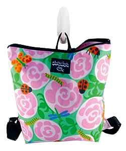 Mimi the Sardine Backpack, Rose Garden