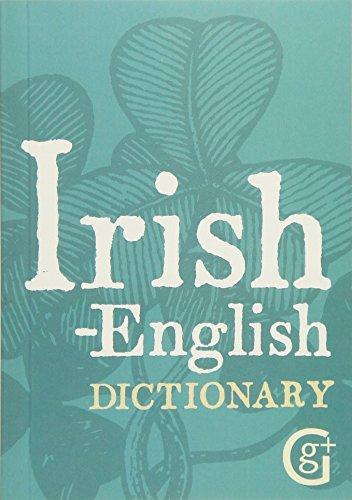 Irish-English Dictionary (Dictionary Ipa)