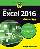 img - for Excel 2016 For Dummies (For Dummies (Computers)) book / textbook / text book