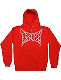 TapouT Caged Zip Up Hoodie