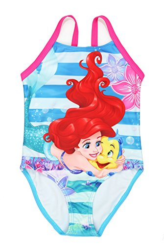 93395a6cace The Little Mermaid Ariel Girls Swimwear Swimsuit (Baby/Toddler/Little Kid)
