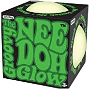 Schylling The Groovy Glowing Glob! Glow in The Dark Nee Doh