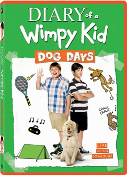 Amazon Com Diary Of A Wimpy Kid Dog Days Zachary Gordon Devon Bostick David Bowers Movies Tv