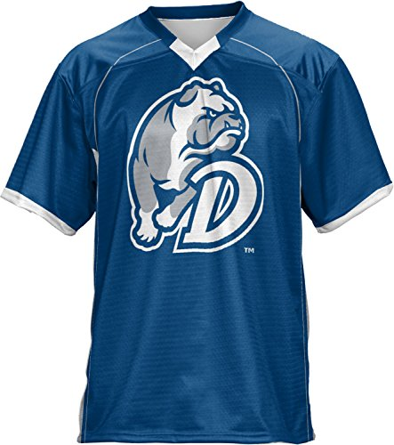 ProSphere Boys' Drake University No Huddle Football Fan Jersey - Shopping Moines Des In