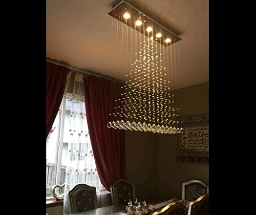 New Contemporary Close To Ceiling Lights Modern Crystal