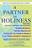img - for A Partner in Holiness Vol 2: Deepening Mindfulness, Practicing Compassion and Enriching Our Lives through the Wisdom of R. Levi Yitzhak of Berdichev's <em>Kedushat Levi</em> book / textbook / text book