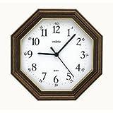 Vedette - 109.0285.35 - Pendule bois quartz