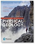 Laboratory Manual in Physical Geology (11th Edition)