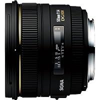 Sigma 50mm f/1.4 EX DG HSM Lens for Canon Digital SLR Cameras - International Version (No Warranty)