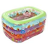 LQQGXL,Bath Environmental Inflatable Bathtub / Swimming Pool Child / Baby Electric Taps Pool (140 110 70cm) Inflatable bathtub