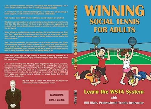Pdf Outdoors Winning Social Tennis for Adults