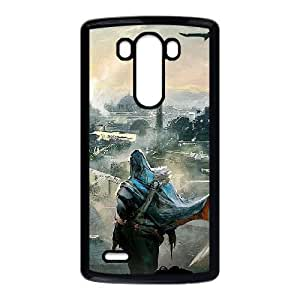 LG G3 Black phone case Assassins Creed Drama Fashion players preferred OKE9173798