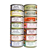 Weruva Dog Food Variety Box - All 14 Flavors - 5.5 Ounces Each (14 Cans - 1 of Each Flavor)