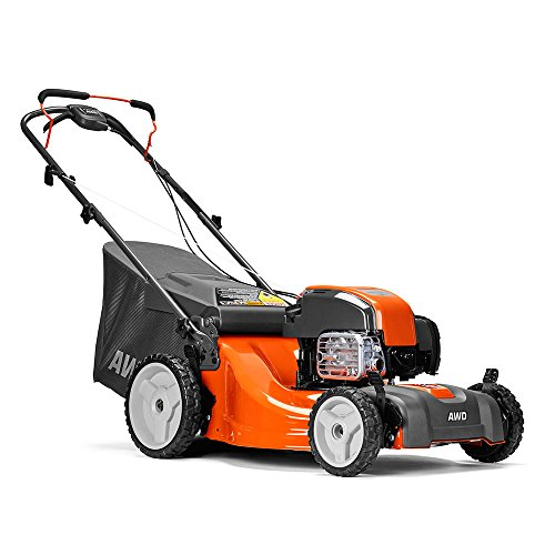 (Husqvarna LC221AH, 21 in 163cc Briggs & Stratton Walk Behind Mower)