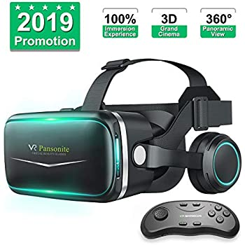 8dba0e5ff8dd Amazon.com  MERGE AR VR Headset - Augmented and Virtual Reality ...