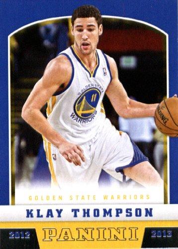 Thompson Rookie Card - 2012 Panini Basketball Rookie Card (2012-13) #207 Klay Thompson Mint