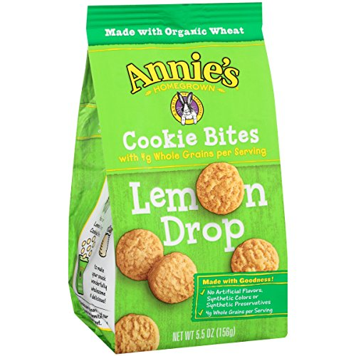 organic lemon cookies - 2