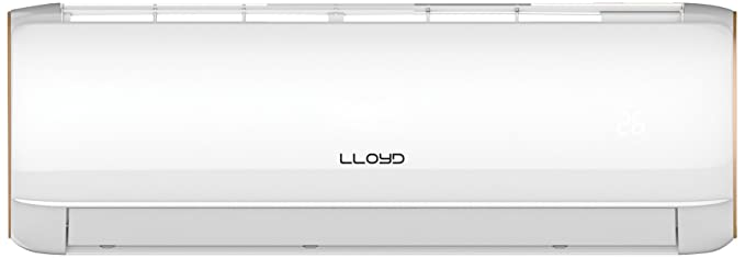 Lloyd 1.5 Ton 3 Star (2018) Wi-Fi Split AC (Copper, LS19A5DA-W, White)