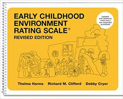 Workbook first grade worksheets pdf : Early Childhood Environment Rating Scale Revised (ECERS-R): Thelma ...