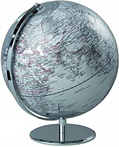 Mascagni I110–Globes (Physical Globe, clásico, mesa, metal, no pris en carga)