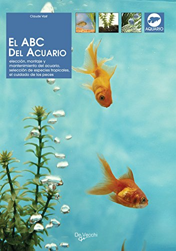 El ABC del acuario (Spanish Edition) by [Vast, Claude]