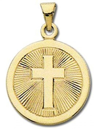 14k Confirmation Medal - 9