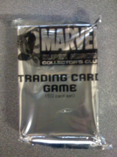 Marvel Super Heroes Collector's Club Trading Card Game--Pack #1]()