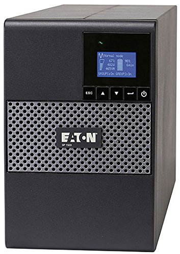 Amazon com: Eaton 5P Tower UPS 5P1500 1500VA TOWER LCD 120V
