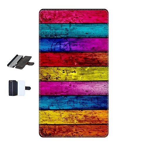 Housse Iphone 4-4s - Bois Multi Colors