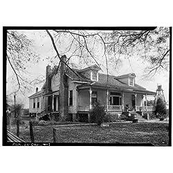 Photo: Craig-Wilson House,County Road 2,Orrville,Dallas County,Alabama,AL,HABS