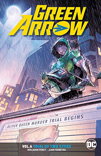 Best dc rebirth green arrow vol 6 to buy in 2020