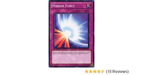 SDDL-EN035 Mirror Force 1st Edition Yu-Gi-Oh