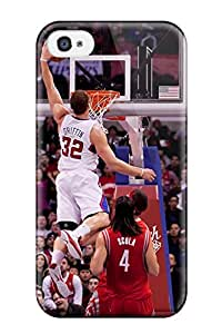 Gary L. Shore's Shop Lovers Gifts los angeles clippers basketball nba (39) NBA Sports & Colleges colorful iPhone 4/4s cases