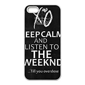 C-EUR Diy The Weeknd XO Hard Back Case for iphone 5/5s iphone 5/5s 5g