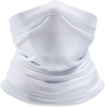 Windproof Face Mask Neck Gaiter - UV Protection Neck Gaiter for Women and Men