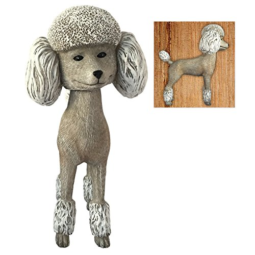 Adorable Standard Poodle Collectible Bobblehead Figure (Poodle Standard White)