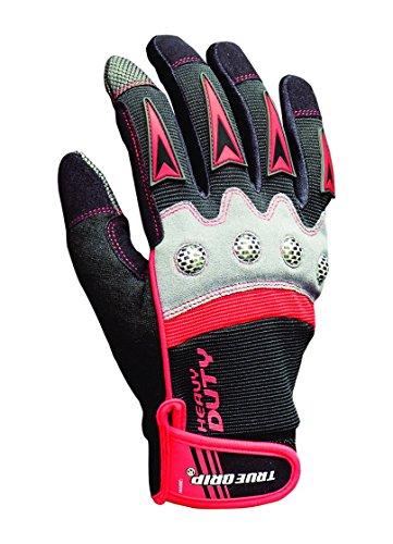 True Grip 9891 Heavy Duty Work Gloves, Small