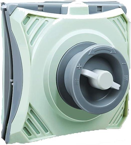 AA-SS Limpie el Limpiador de Vidrio en el hogar, Frote de Doble Cara, Poste telescópico de Gran Altura, Herramienta de Limpieza de Ventanas magnética Fuerte, Limpiador de Vidrio: Amazon.es: Hogar