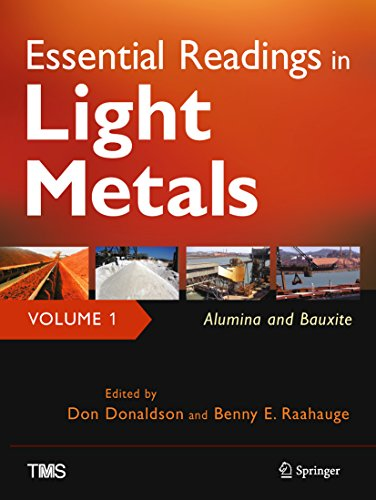 Essential Readings in Light Metals, Volume 1, Alumina and Bauxite (The Minerals, Metals & Materials Series)