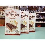 De Ruijter Chocoladehagel Puur (Chocolate Sprinkels Pure) (Pack of 6)