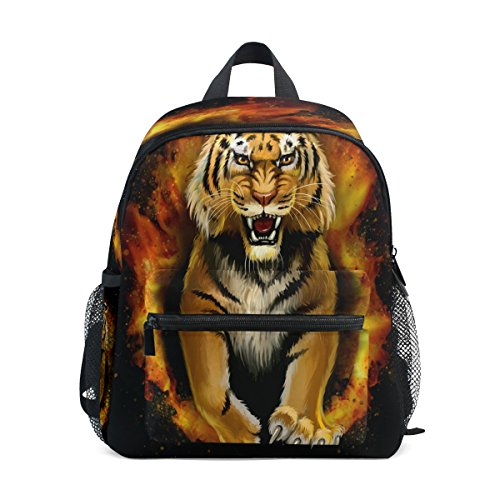 Fire nbsp;Girls nbsp;Bag nbsp;Toddler Tiger nbsp;Book ZZKKO Animal Kids Boys nbsp;School nbsp;Backpack nbsp;for P6pC5wqC